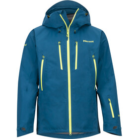 Marmot Alpinist Jacket Men moroccan blue